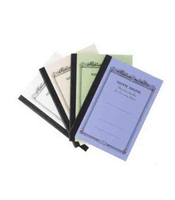 Apica CD5N Notebook - Format A7 (lot de 4 carnets / couleurs assorties)
