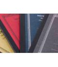 Apica CD7 Notebook - Format A7 (lot de 4 carnets / couleurs assorties)