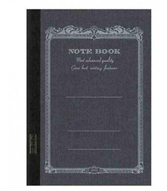 Apica CD11-BK Notebook (Format A5 - Couverture noire - 56 pages - Ligné)