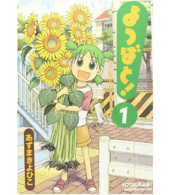 Yotsuba &! - Vol.1