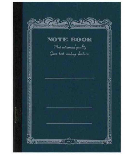 Apica CD15-BK Notebook (Tamaño B5, Color azul marino)