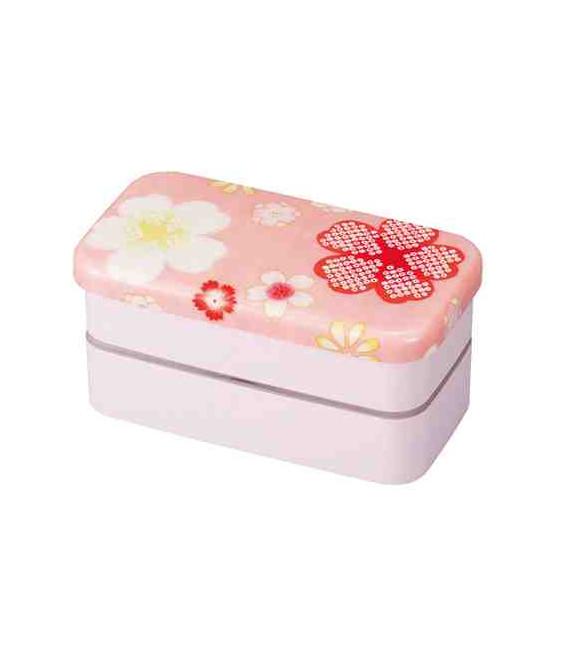 Hakoya Sakura Bento - Modèle 52883-1- (Fleur de cerisier rose)