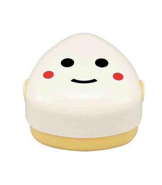 Hakoya Happy Family - Onigiri Bento Taille M - Modèle 50450-7 : Tama (couleur jaune)