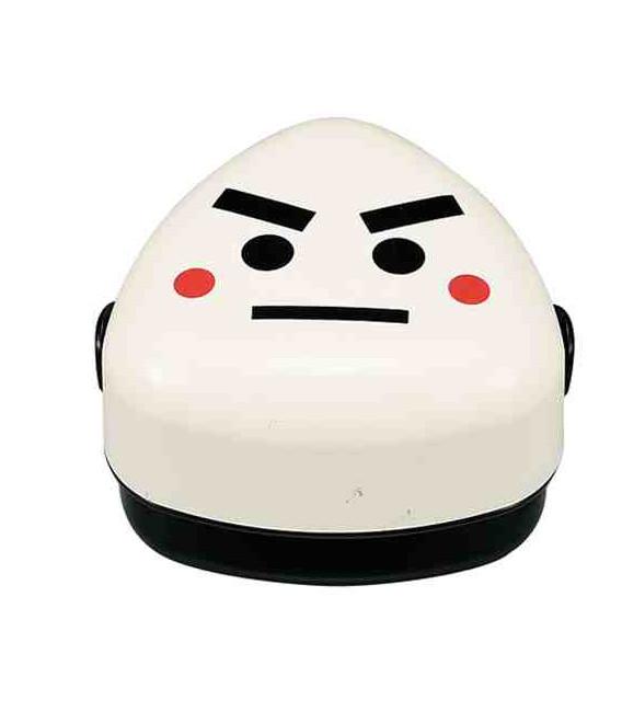 Hakoya Happy Family - Onigiri Bento Taille M - Modèle 50448-4 : Norio (couleur noire)