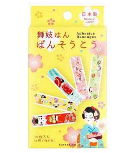 Pansements Kurochiku - Made in Japan - Maiko