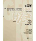 Genki: An Integrated Course in Elementary Japanese - Answer Key - Tomes 1 et 2 (2º édition)