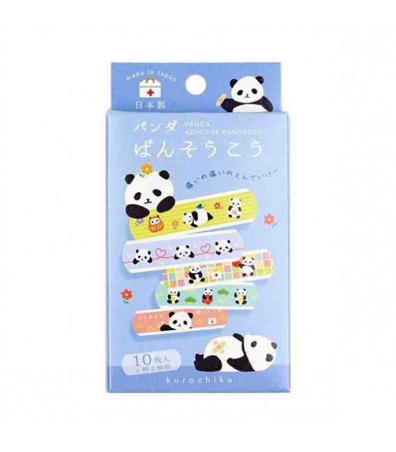 Tiritas Kurochiku - Made in Japan - Panda