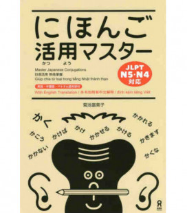 Master Japanese Conjugations - JLPT N4-N5