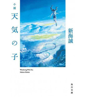 Tenki no Ko (Weathering With You) Roman Japonais écrit par Makoto Shinkai
