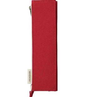 Trousse magnétique japonaise - Modèle Pensam 2002 (Red) - Couleur Rouge