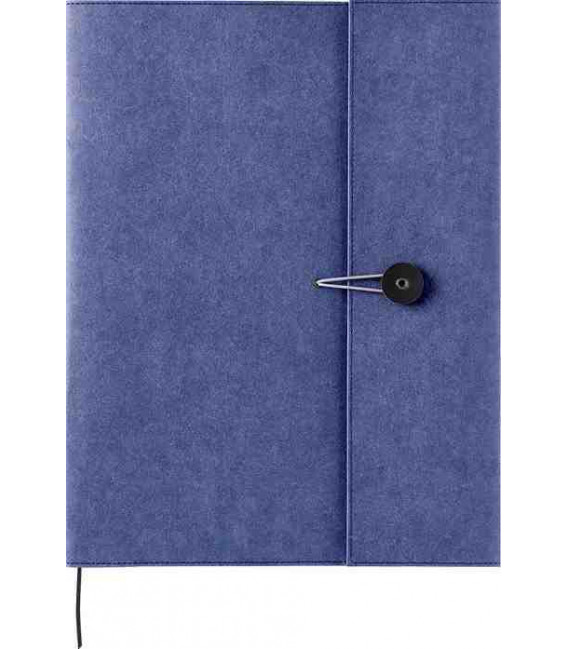 Porte-documents japonais format DinA4 - Modèle Kraft 1935KF - Couleur bleue