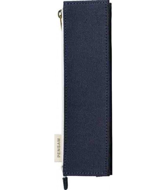 Trousse magnétique japonaise - Modèle Pensam 2002 (Blue) - Couleur bleu foncé