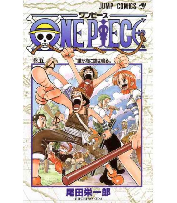 One Piece (Wan Pisu) Vol. 5