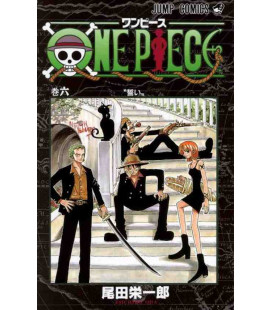 One Piece (Wan Pisu) Vol. 6