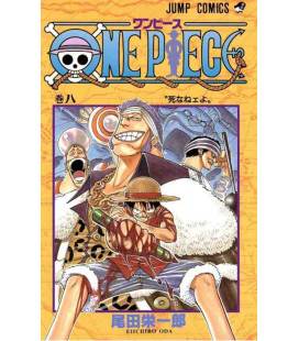 One Piece (Wan Pisu) Vol. 8
