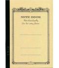Apica CD11 Notebook (Format A5 - Couleur beige - Ligné - 28 pages)