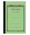 Apica CD20 - Notebook (Format B6 - Couverture vert clair - 64 pages - Ligné)
