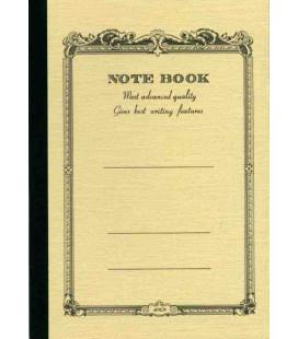 Apica CD20 - Notebook (Format B6 - Couverture beige - 64 pages - Ligné)
