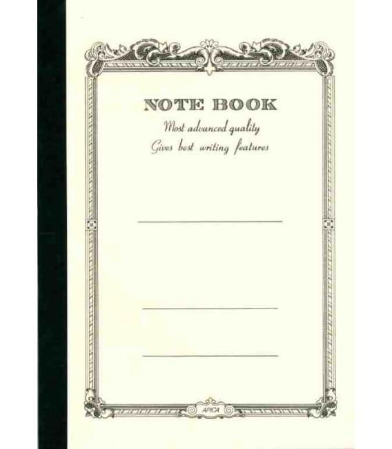 Apica CD20 - Notebook (Format B6 - Couverture blanche - 64 pages - Ligné)