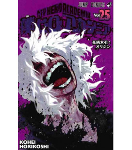 My Hero Academia Vol. 25