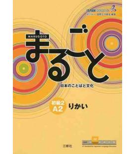 Marugoto - Niveau Élémentaire 2 A2 - Rikai : Manuel