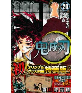 Kimetsu no Yaiba (Guardianes de la Noche) - Vol 20 - Limited edition