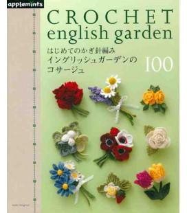 Crochet English Garden - Comprend 100 modèles