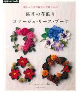 Flower Crochet - Comprend 46 modèles