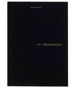 Maruman Mnemosyne Notebook N178 (Format B7 - 5mm Carreaux - 70 Pages)