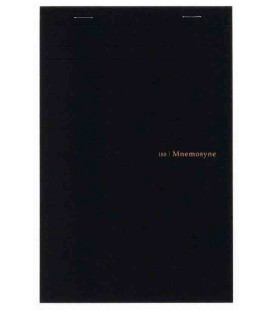 Maruman Mnemosyne Notebook - N188 (Format A5 - 5mm Carreaux - 70 Pages)