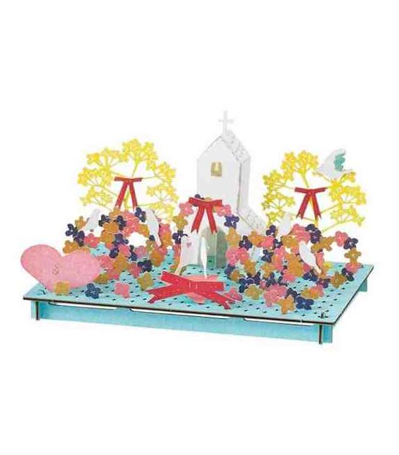 Hacomo - Kumita te gami - Kawaii Happy Wedding