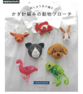 Animal Brooch - Comprend 63 modèles