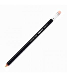 Crayon Mécanique Japonais Sierra (Boítier en Bois de Cèdre) - Taille L - Couleur noir