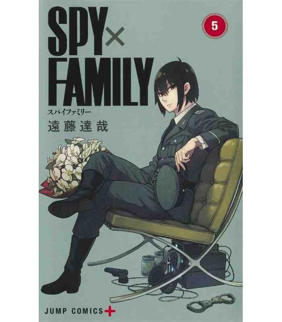Spy X Family Vol. 5