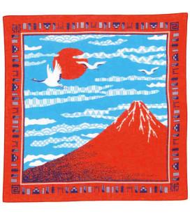 Bandana Japonais Kurochiku - Modèle Tsurufuji