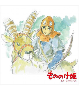 Joe Hisaishi - Princesse Mononoké - Bande originale sur vinyle - Édition limitée