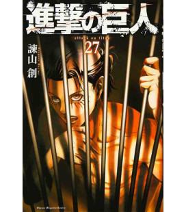 Shingeki no Kyojin (El ataque de los titanes) Vol. 27
