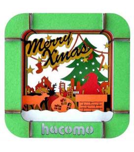 Hacomo Box - Carte - Santa Claus