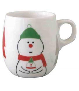 Decole - Christmas Snowman Mug - Modèle ZXS-74041