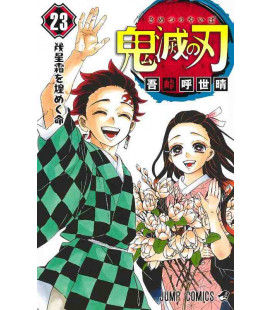 Kimetsu no Yaiba Vol. 23 - (Demon Slayer)