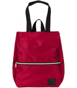 Sac à dos Delde Tote Sun-Star - Couleur rouge - 100% Polyester