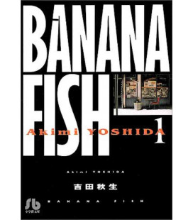 Banana Fish Vol. 1 - Bunko Edition
