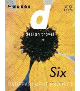 D-Design Travel Tokyo - Magazine bilingue japonais / anglais