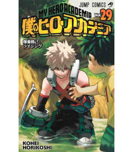 My Hero Academia Vol. 29