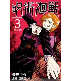 Jujutsu Kaisen Vol. 3 (Sorcery Fight)