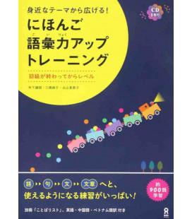Nihongo Goiryoku Appu Toreeningu (CD Inclus)
