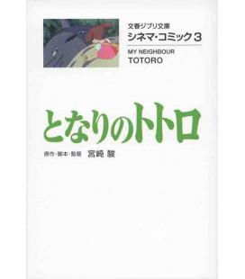 Cinema Comics - Tonari no Totoro - Mon voisin Totoro