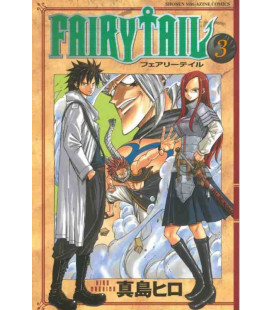 Fairy Tail - Vol. 3