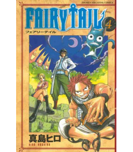 Fairy Tail - Vol. 4