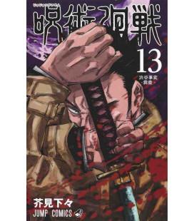 Jujutsu Kaisen Vol. 13 (Sorcery Fight)